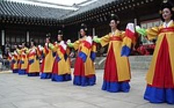 Beautiful Korean New Year Is The First Day Of The Lunar Calendar. It Is The Most  Important Of The Traditional Korean Holidays. It Consists Of A Period Of  Celebrations ...