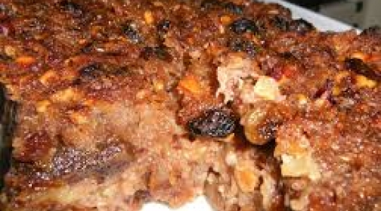 how to make maltese bread pudding
