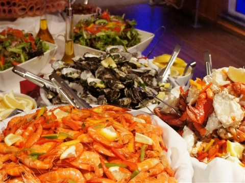 Christmas In Australia Food.Australian Seafood Christmas Lunch All About Cuisines