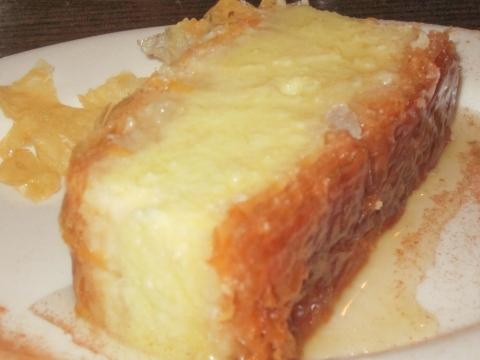Greek custard dessert in Phyllo - Galaktoboureko | All ...
