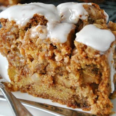 Best Apple Cake Rosh Hashanah
